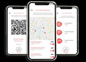 Application Mobile Client