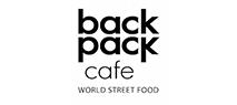Logo Backpack café