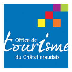logo office tourisme chatellerault