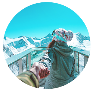 domaine skiable des Arcs / Peisey-Vallandry