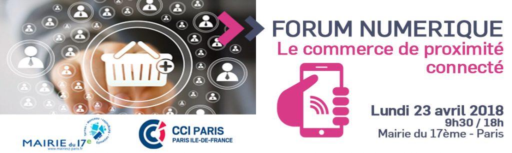 Forum numérique Commerce