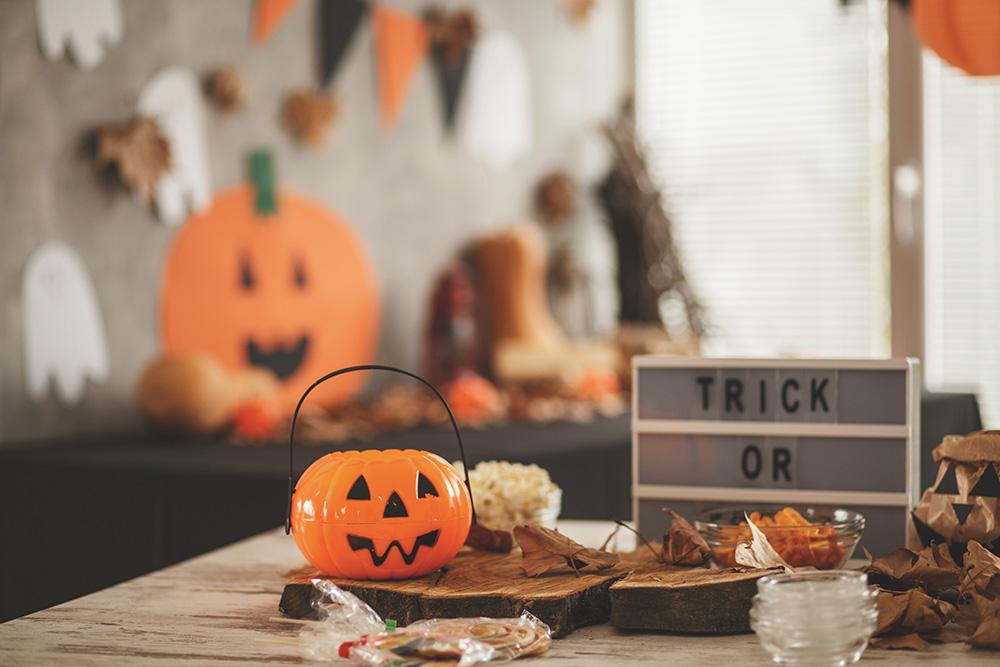 Des opérations marketing organisées pour Halloween