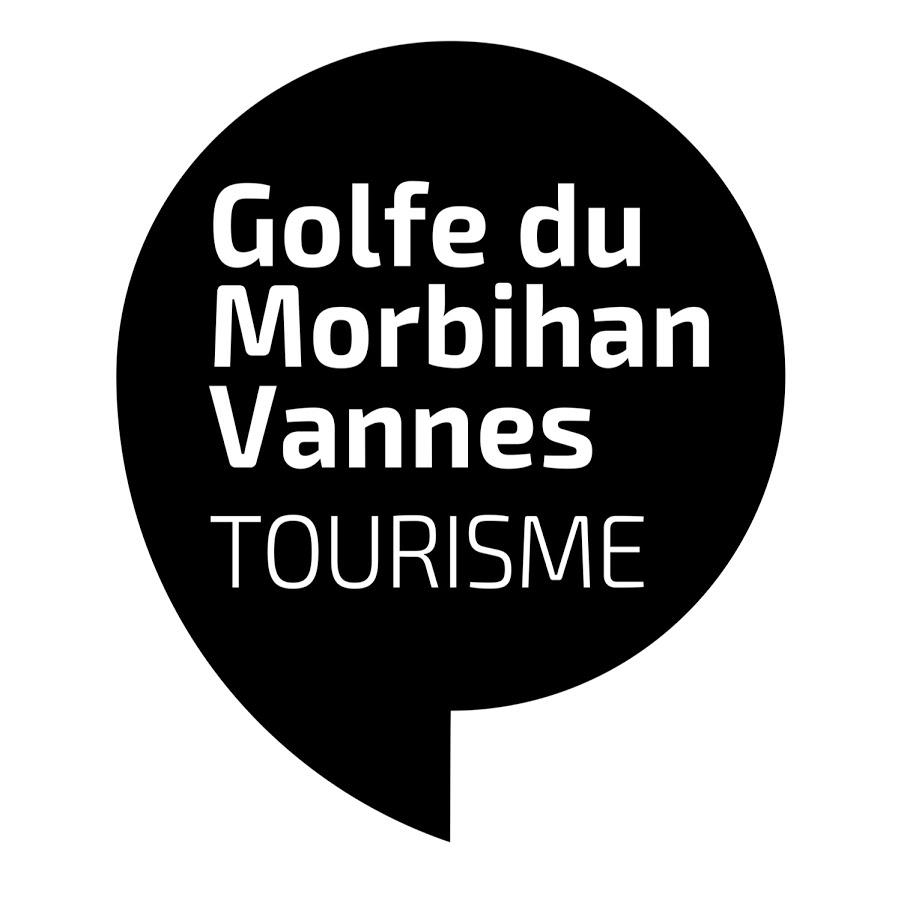 Logo Golf Morbihan Vannes Tourisme