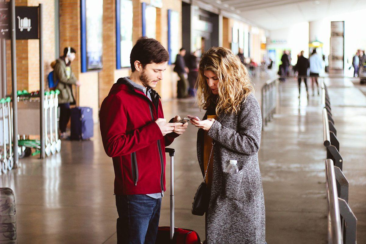 Les visiteurs téléchargent leur City Pass