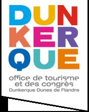 Logo Office Tourisme et Congrès Dunkerque