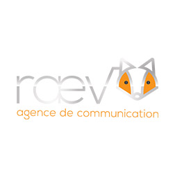 Logo agence Raev