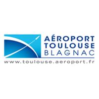 Logo Aéroport Toulouse Blagnac