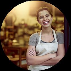 Solution de fidélité pour les commerçants indépendants