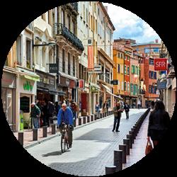 Solution de fidélité pour les villes