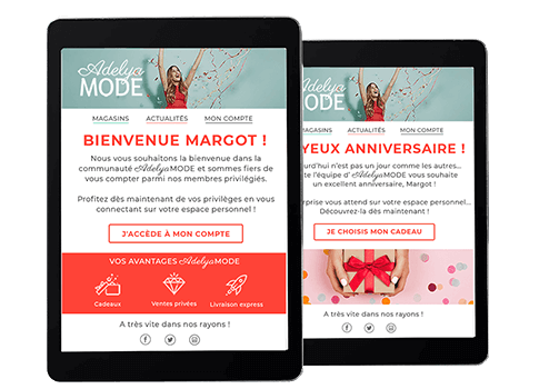 Le marketing automation permet de contacter le bon client au bon moment