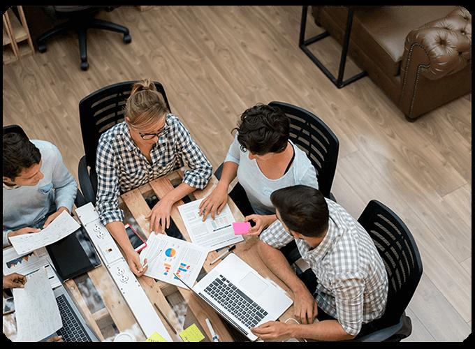 Brainstorming création programme fidélité