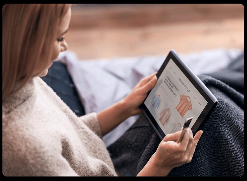 modules web-to-store pour les commerçants et les clients